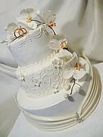 Свадебные торты под заказ  ярусные под заказ Харьков
