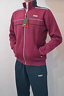 Мужской утепленный спортивный костюм TOYA.