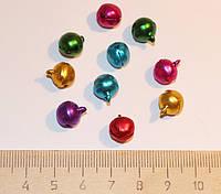 Кульки різнокольорові 705 упаковка 5 шт, фото 1