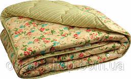 Одеяло Руно Шерсть 140х205 Бежевое (321.115Ш English style)