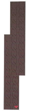 Интересный женский шарф ROXY BONNIE SHALE 3606856185655 коричневый