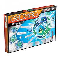Geomag Panels 180 деталей  Магнитный конструктор Геомаг 3+