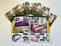 Печать дизайн изготовление каталогов