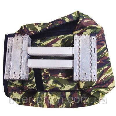 """Складная лестница """"Military"""" 3.66 м в рюкзаке, фото 2"""