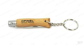 Нож складной Opinel Keychain №4 Inox брелок (000081), фото 2