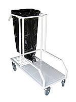 Столик-тележка для уборки помещений СТ-ПТ