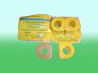 Подушка штанги стабилизатора ВАЗ 2101-07 (полиуретан желтый) (производство г.Липецк, Россия)
