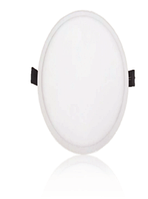 Светильник LEDEX круг 5Вт 4000К нейтральный матовое стекло напряжение AC100-265В алюминий тонкий