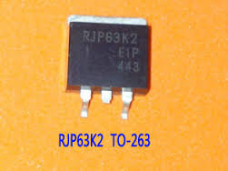 Транзистор RJP63K2 К-263
