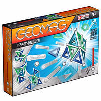 Geomag Panels 68 деталей Магнитный конструктор Геомаг 3+