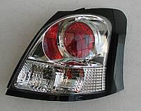 Toyota Yaris 2 оптика задняя хром