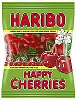Желейные конфеты Haribo Happy Cherry , 200 гр