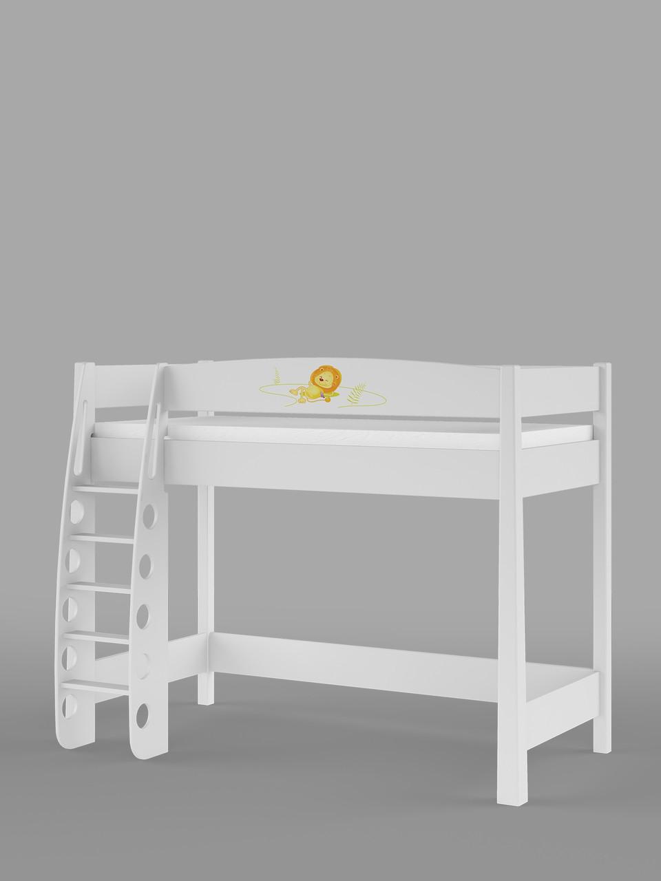 Кровать-чердак детская, Meblik (Польша)