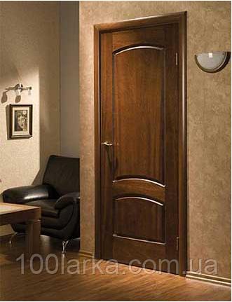 Дерев'яні двері міжкімнатні з ясена в Києві