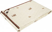 Одеяло Руно Шерсть 200х220 Демисезонное (322.02.ШК.SHEEP)
