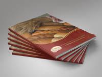 Печать дизайн изготовление рекламных каталогов