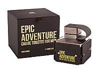 Туалетная вода для мужчин Epic Adventure Emper Men 100ml