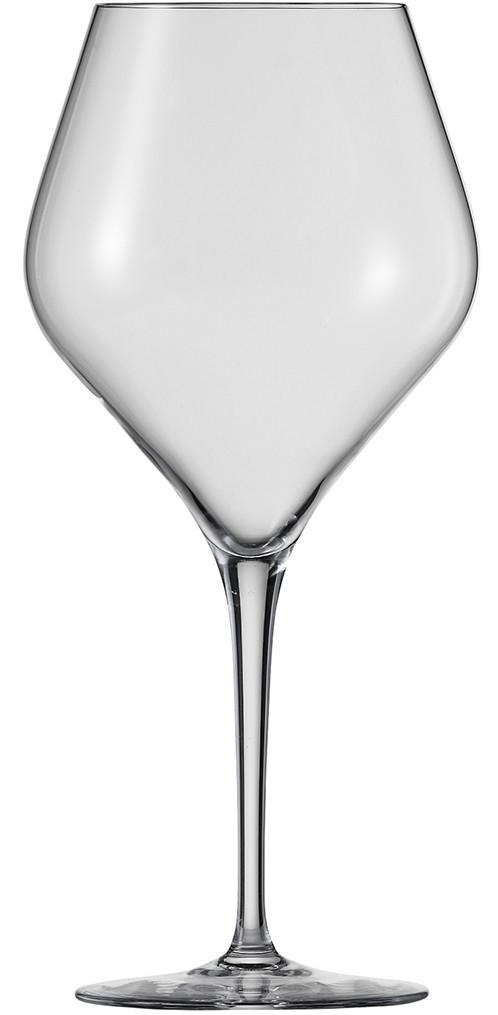 Бокал для красного вина Burgundy с градуировочной отметкой Schott Zwiesel Finesse 118686
