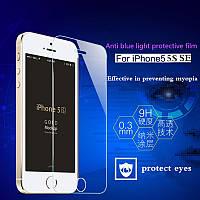 Защитное стекло  на телефон смартфон Apple iPhone 5/5C/5S