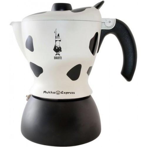 Гейзерная кофеварка Bialetti Mukka на 2 чашки