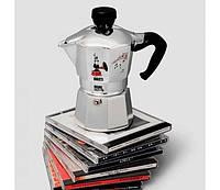 Гейзерная музыкальная кофеварка Bialetti Moka melody на 3 чашки