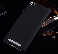 Стильный чехол бампер для Xiaomi Redmi 3 черный