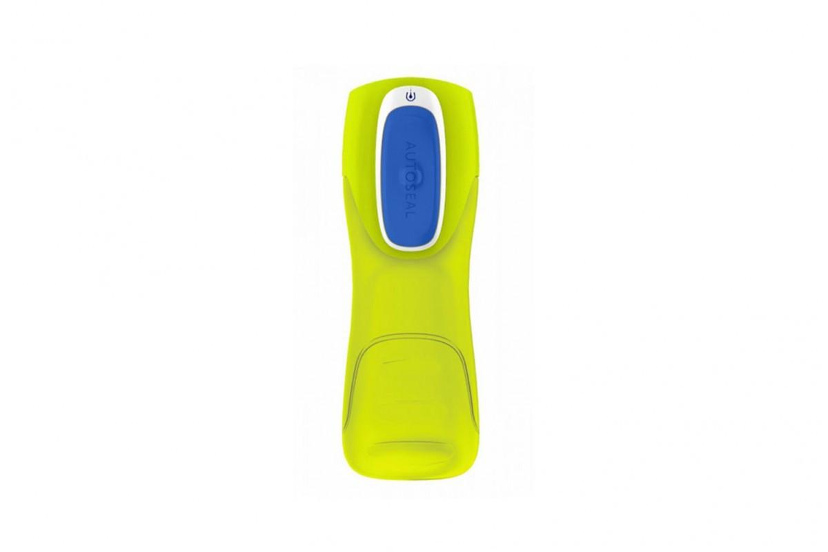 Детская бутылка для воды из пластика без вредных BPA компонентов Contigo Kids Trekker 1000-0250
