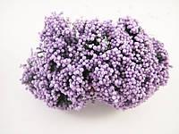 Пупыришки Фиолетовые для рукоделия на проволоке