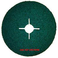 Круг Скотч-Брайт для шлифования металла, д.125 мм, зеленый - 3М™ Scotch-Brite, A VFN (P320-360)