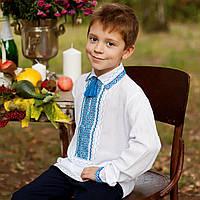 Вышиванка для мальчика (ручная робота), фото 1