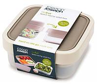 Контейнер для салата GoEat Compact 3-in-1 Joseph Joseph 81030