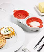 Набор для приготовления яиц пашот в микроволновке M-Cuisine Egg Poacher Joseph Joseph 45008