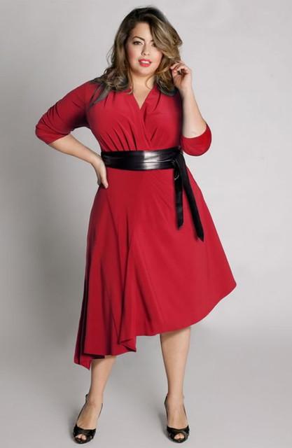 Женские платья и сарафаны большых размеров