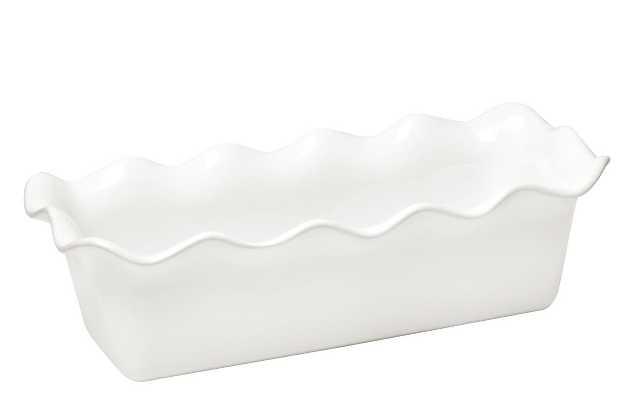 Форма для запекания прямоугольная/волна 32x15см Emile Henry FARINE 116387