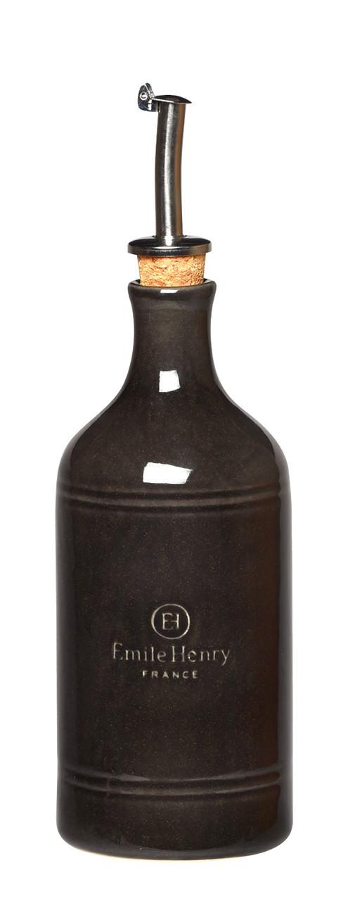 Бутылка для масла/уксуса 0,45 л Emile Henry FUSAIN 790215