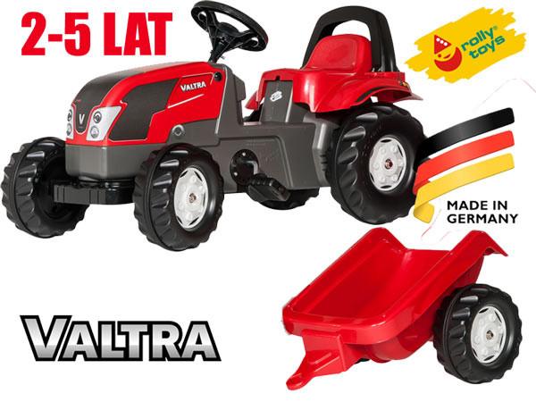 Трактор с прицепом Rolly toys Rolly kid 012527