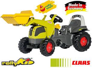 Трактор педальный зеленый  025077 ROLLY TOYS, фото 2