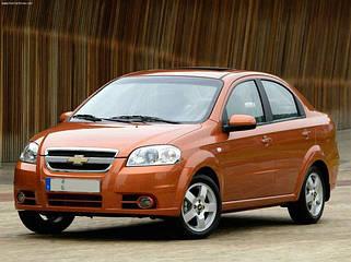 Chevrolet Aveo (T250/T255) 2006-2011