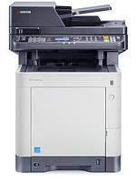 Офисное полноцветное МФУ Kyocera ECOSYS M5521cdn формата А4 – копир/ принтер/ сетевой сканер/ факс + тонер TK-5230K