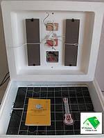 """Инкубатор  БИ 1 """"Несушка""""220\12в на 63 яйца с автоматическим переворотом яиц и резервным питанием"""