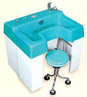 Бальнеологическая ванна для рук «Экстра» ВБ-02 с системой гидромассажа, фото 1