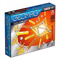 Geomag Color 30 деталей Магнитный конструктор Геомаг 3+