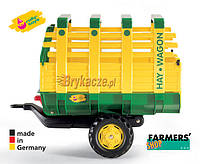Прицеп Hay Wagon Rolly Toys 122981