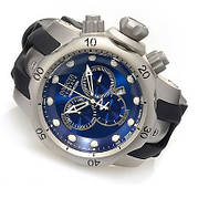 b64199fa Часы Invicta Reserve Mens Venom Puppy Edition Swiss Quartz Chronograph  Polyurethane Strap Watch