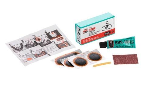 Ремонтные наборы для велосипедных камер