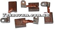 Щетки меднографитовые 7х16х20 кольцо (4 шт)