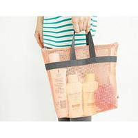 Сумка летняя дышащая Summer Bag Peach
