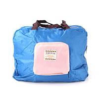 Летняя сумка с короткими ручками Blue