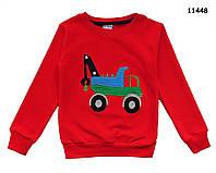 """Кофта """"Машина"""" для мальчика. 86 см"""