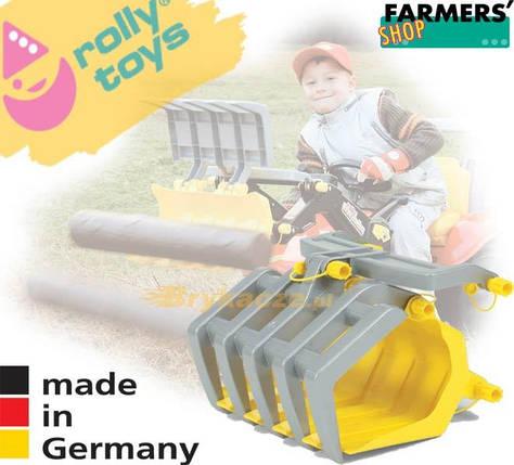 Ковш для погрузки древесины Rolly Toys 409679, фото 2